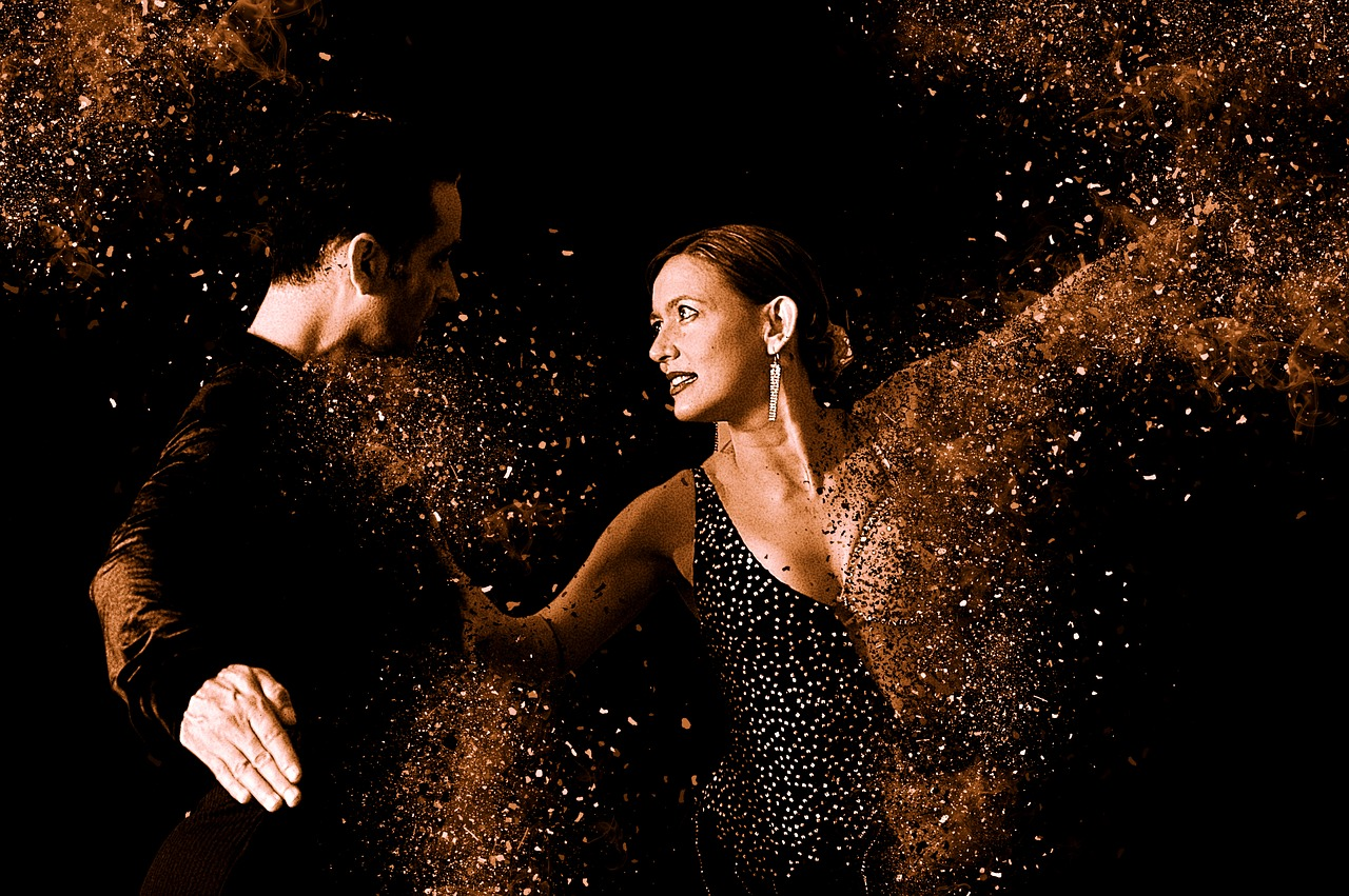 The Best Milongas To Dance Tango In Buenos Aires Step Diagram Multiple Dancers Argentinian