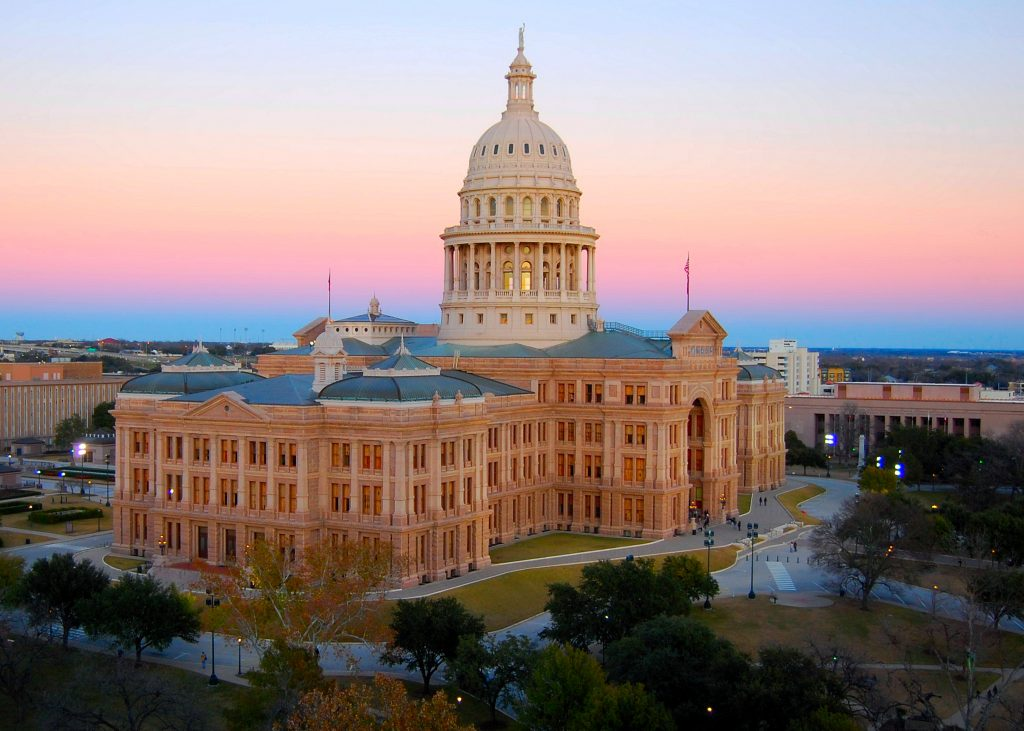 Texas State Capitol | © LoneStarMike / Wikimedia Commons