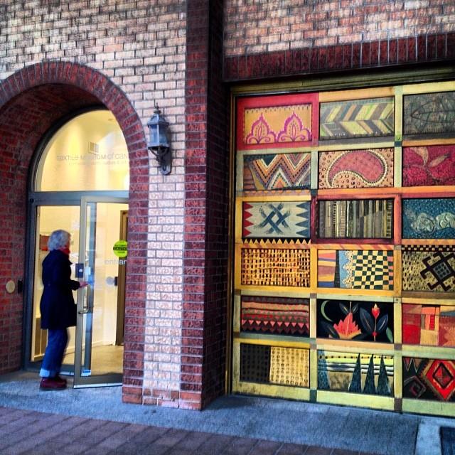 Textile Museum | © Mark B. Schlemmer/ Flickr