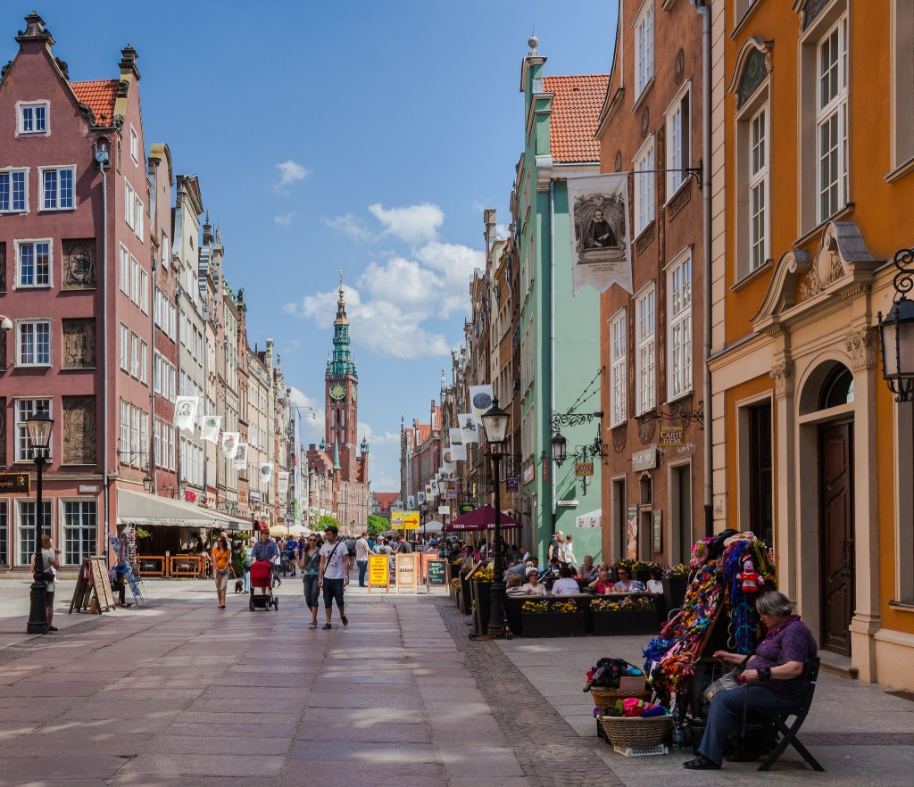 The Best Places In Gdansk To Visit For The History Buff