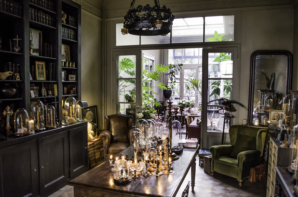 The curiosity-filled Boulevard Leopold, a bed and breakfast out of the ordinary l courtesy of Boulevard Leopold