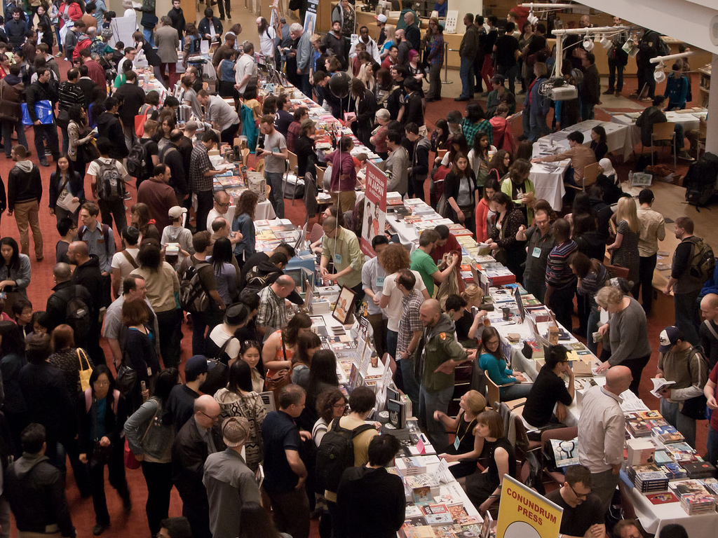 Toronto Comic Arts Festival, 2013   © Nicolai Grut/Flickr