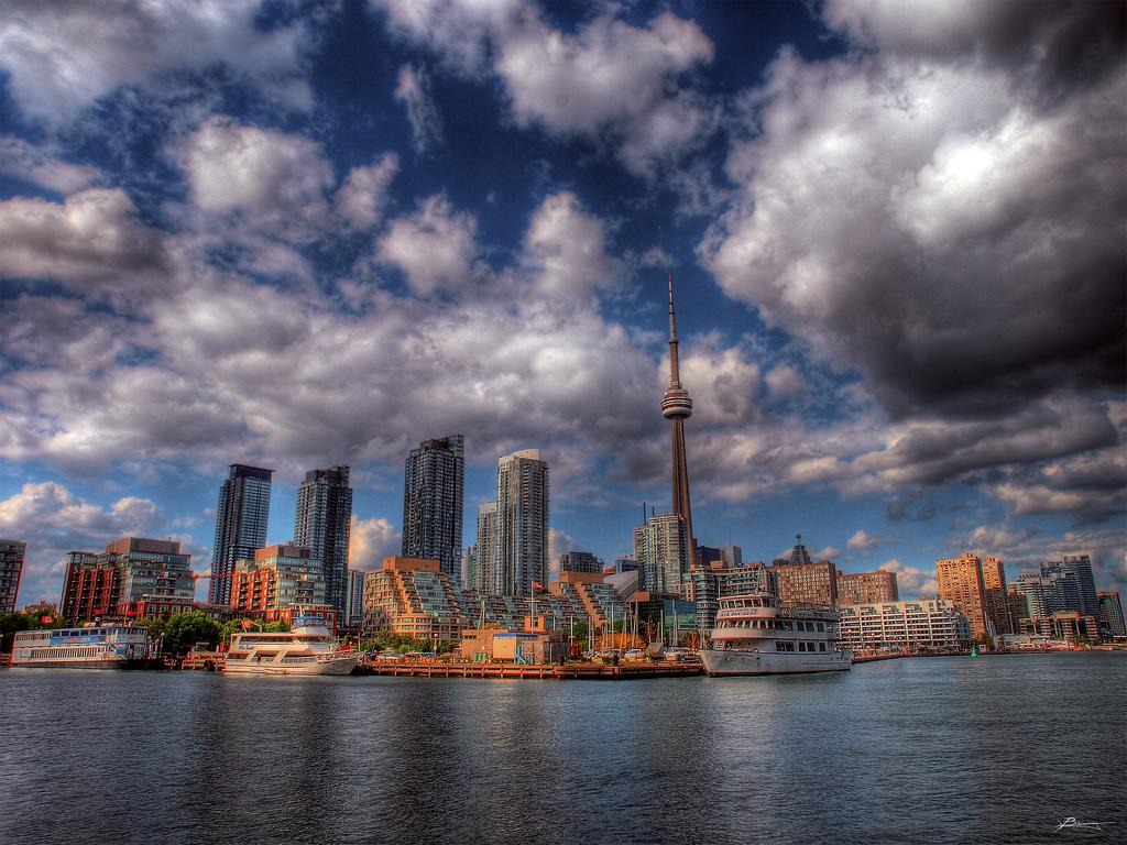The Toronto skyline | © paul bica/ Flickr