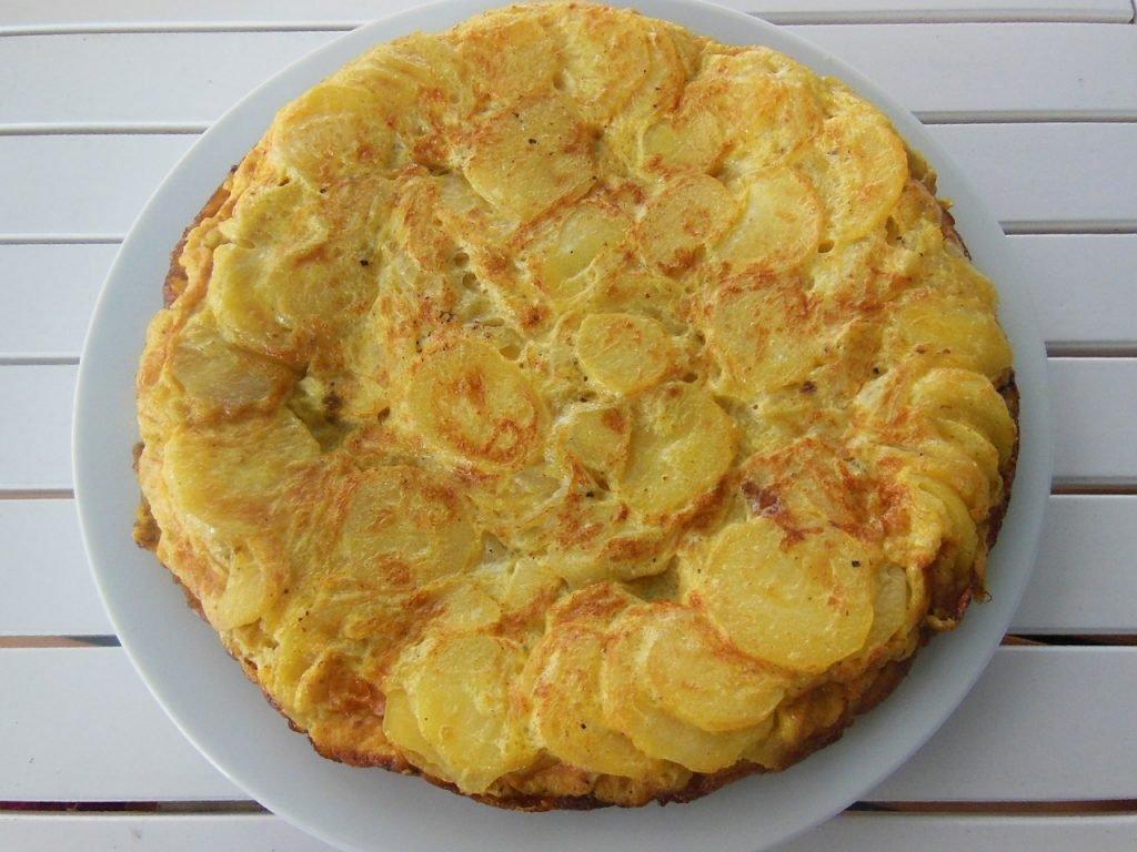 Spanish tortilla CC0 Pixabay