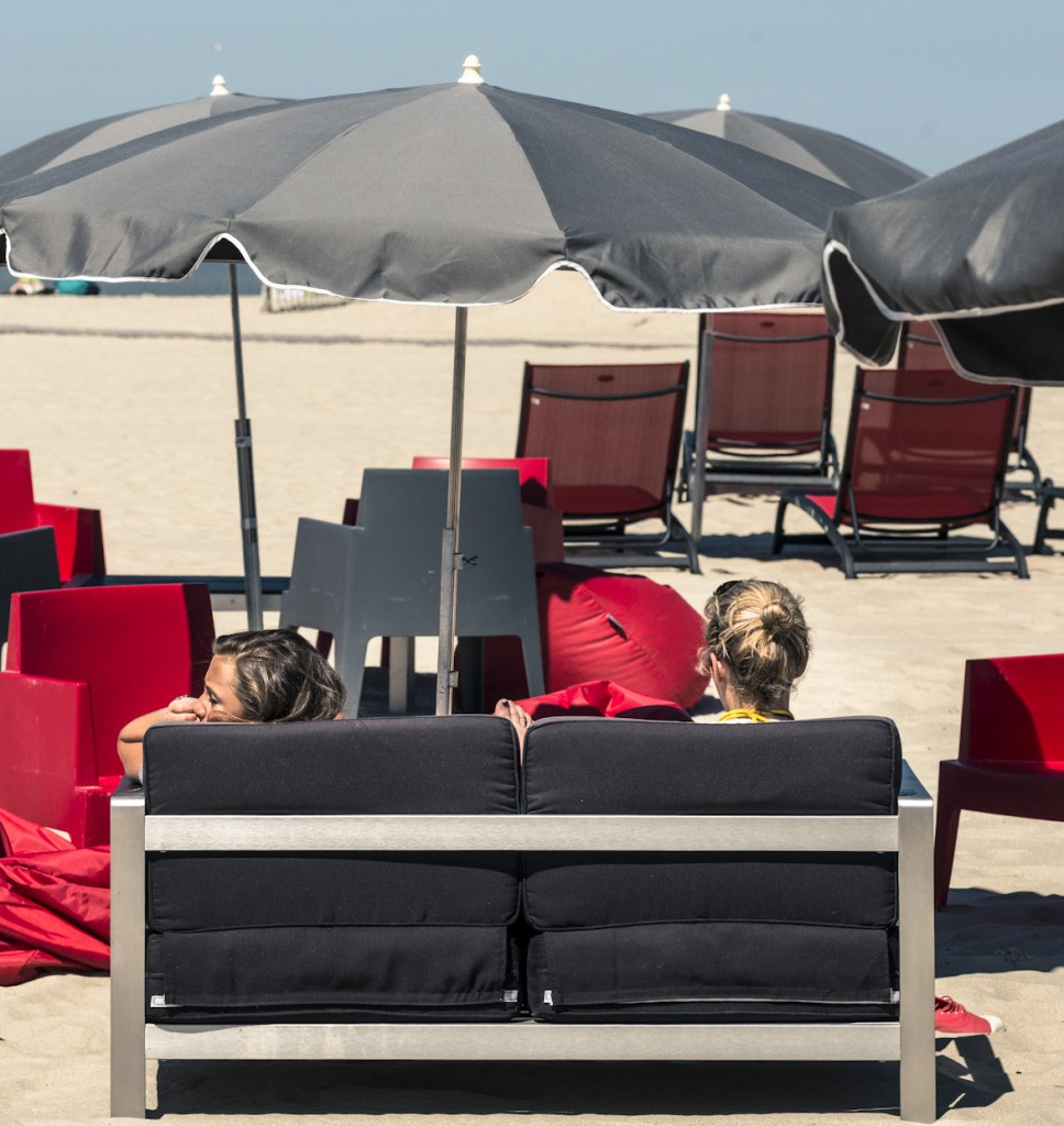 Tourisme Le Touquet Beach chairs