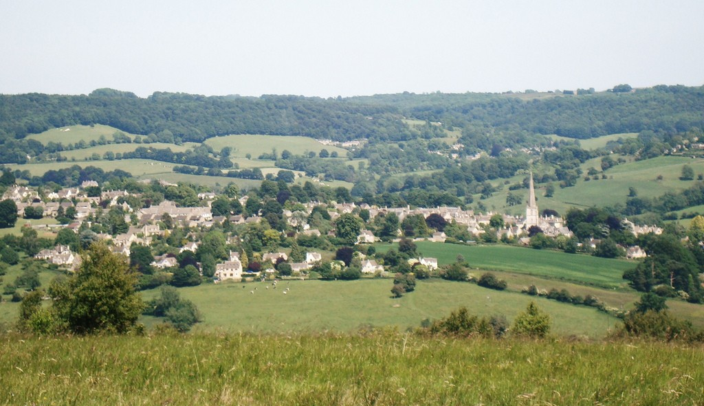 Towards Painswick | © Barry W/Flickr