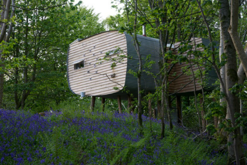 Brockloch Treehouse | Courtesy Of Brockloch Eco Retreat
