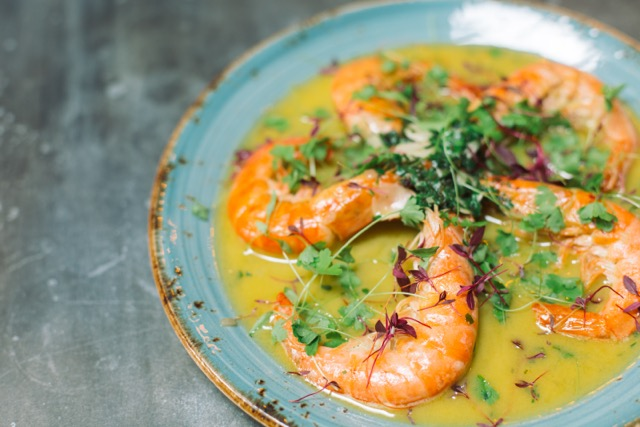 New executive chef Adam Parker has worked in some of London's hottest kitchens   © Vagabond Wines