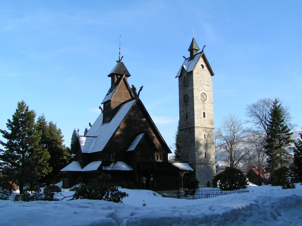 Church Wang in Karpacz, Poland   © Stefan Kühn/WikiCommons