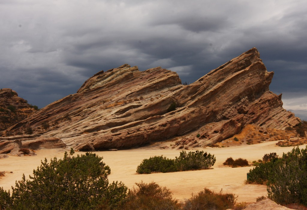 Vasquez Rocks|©Rennett Stowe/Flickr