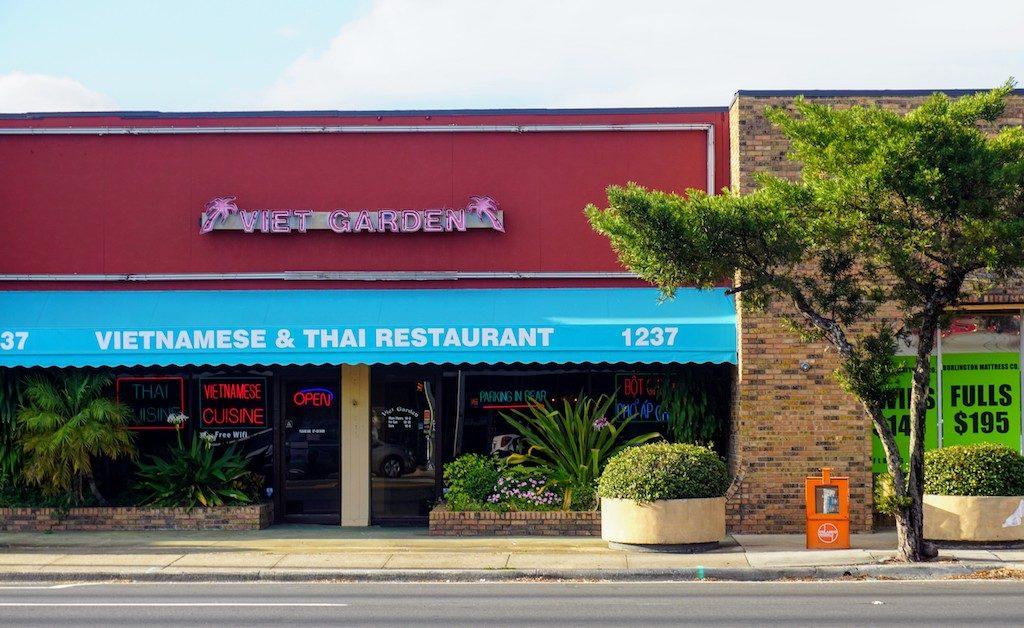 Little Vietnam/Mills50 Vietnamese thai restaurant || Photo Credit Kelsey Glennon