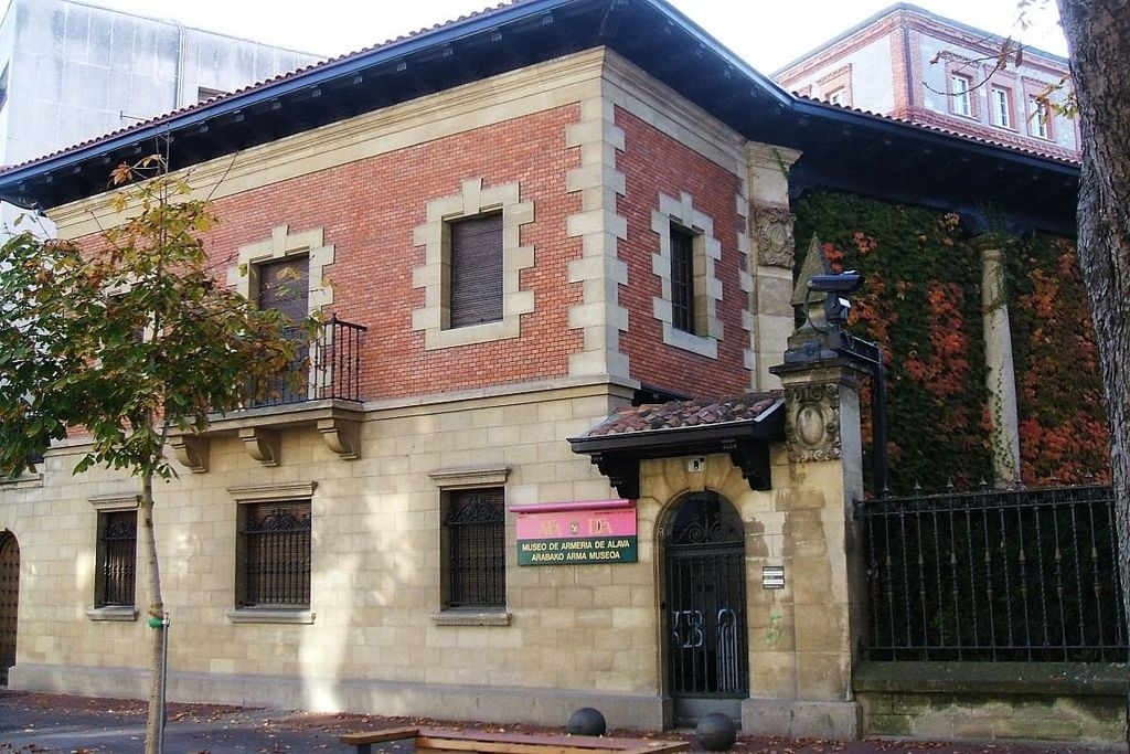 Vitoria Gasteiz Museo de Armeria | ©Zarateman / Wikimedia Commons