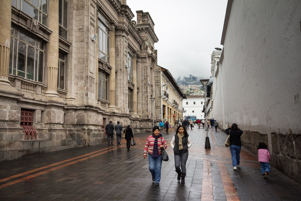 Quito Camino | © Jean-François Renaud / Flickr