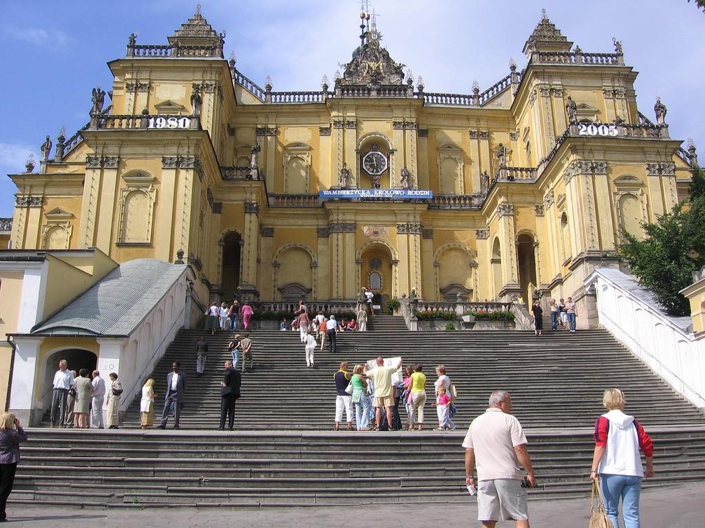 Wambierzyce, a large basilica and pilgrimage destination   © Marcin Chady/Flickr