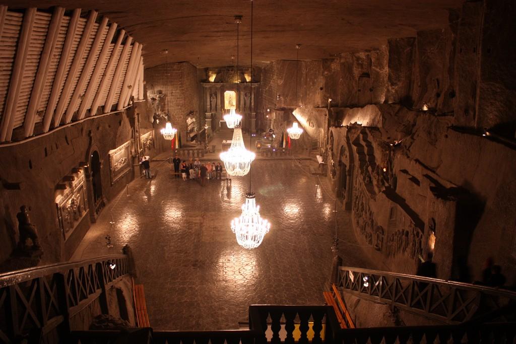 Wieliczka, St Kinga's Chapel   © Arian Zwegers/Flickr