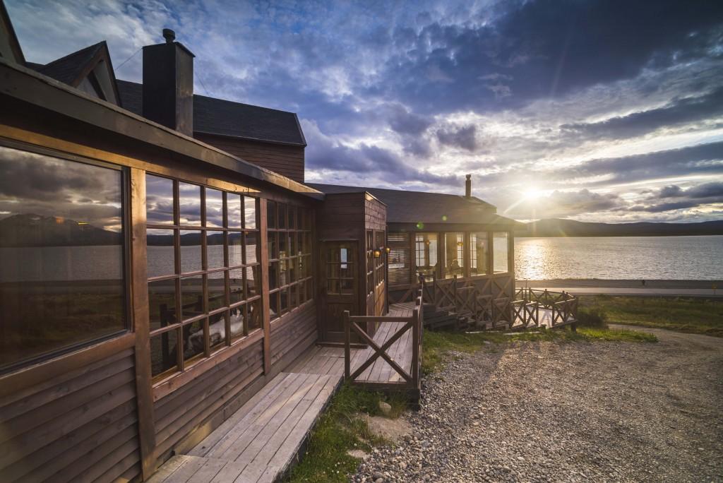 Weskar Patagonia Lodge, Puerto Natales, Chilean Patagonia, Chile by Juan Giraldo, Matthew Williams & Juan José Pantoja