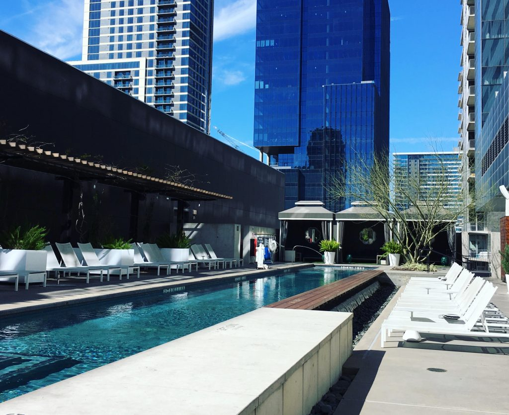 The W Hotel in downtown Austin | © Hannah Phillips