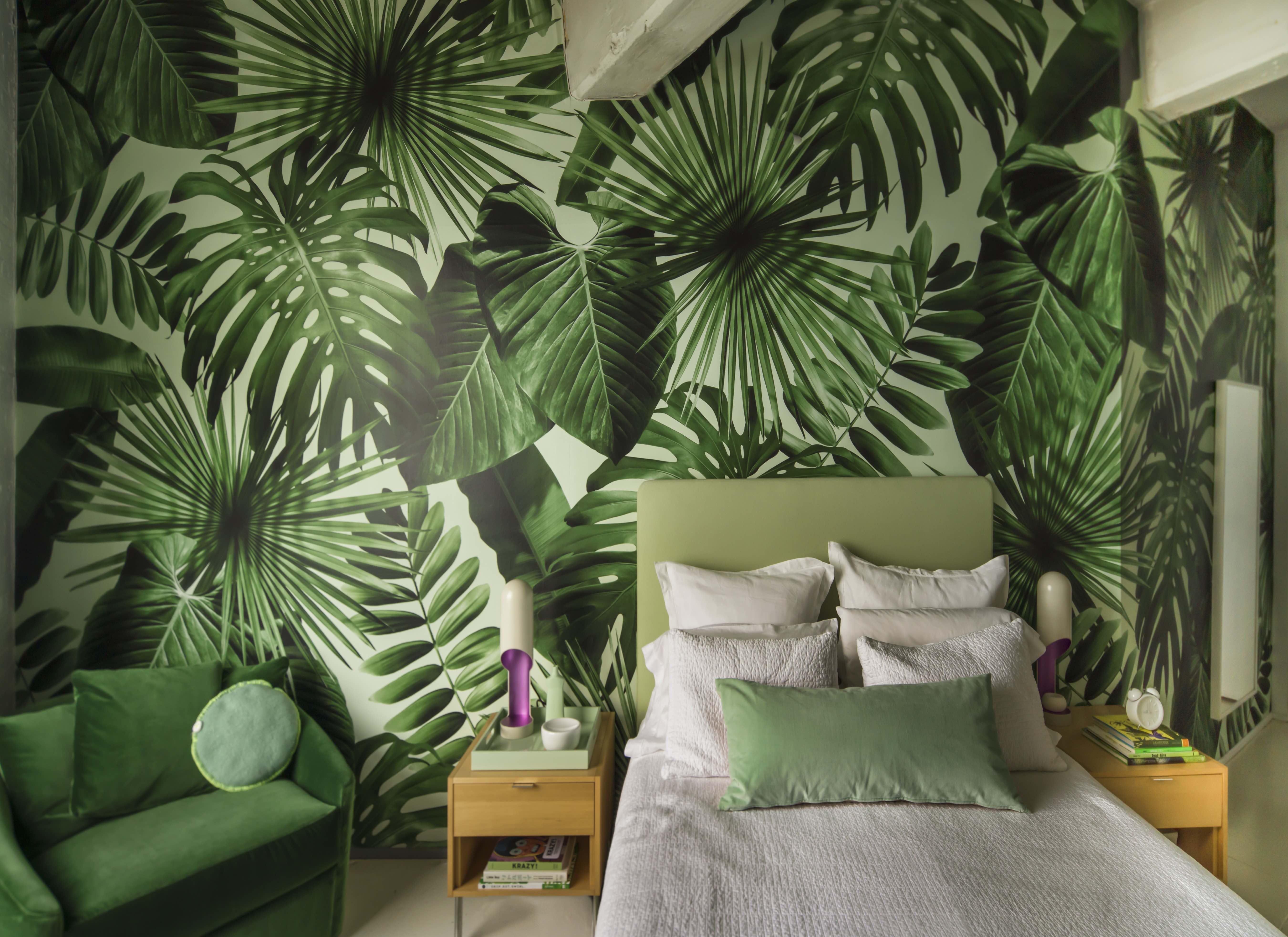 Wild Thing Bedroom © Flavor Paper