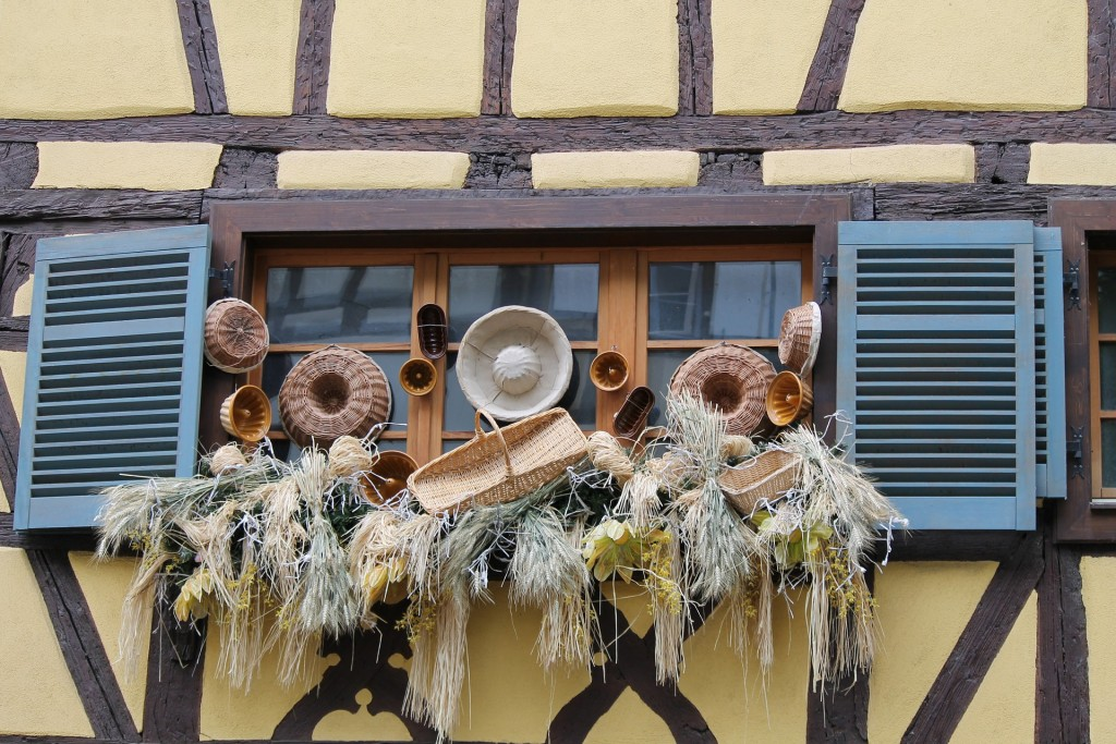 Colmar Windowsill | © 445693 / Flickr