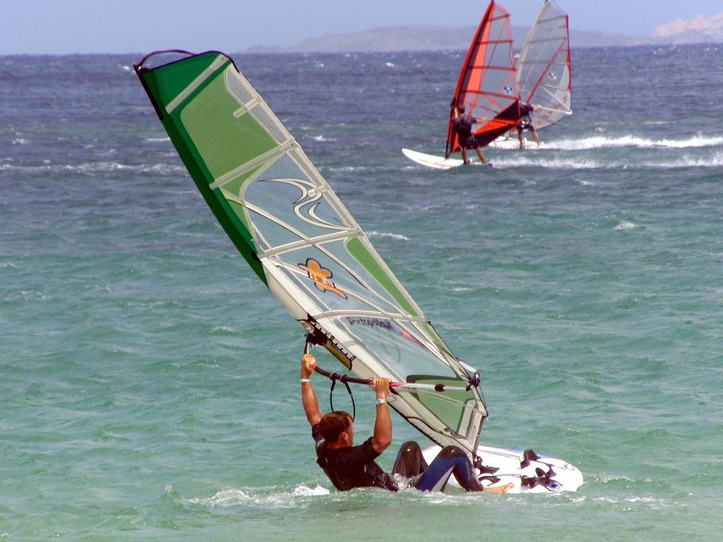 (Wind)Surfers in azione a Porto Puddu (Porto Pollo), Sardegna©Nicolò Bonazzi:flickr