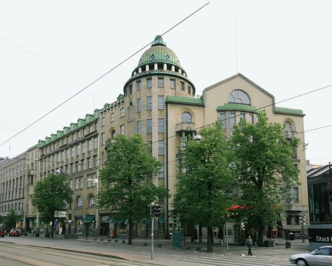 The student union building | © Mahlum/WikiCommons