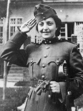 Poet warrior Hannah Szenes   SlimVirgin / Wikimedia Commons