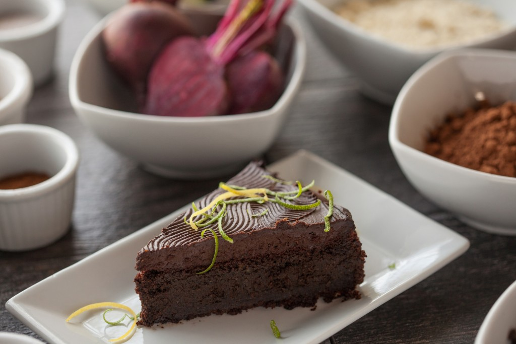 Chocolate Beet Cake Courtesy of Zest Kitchen and Bar