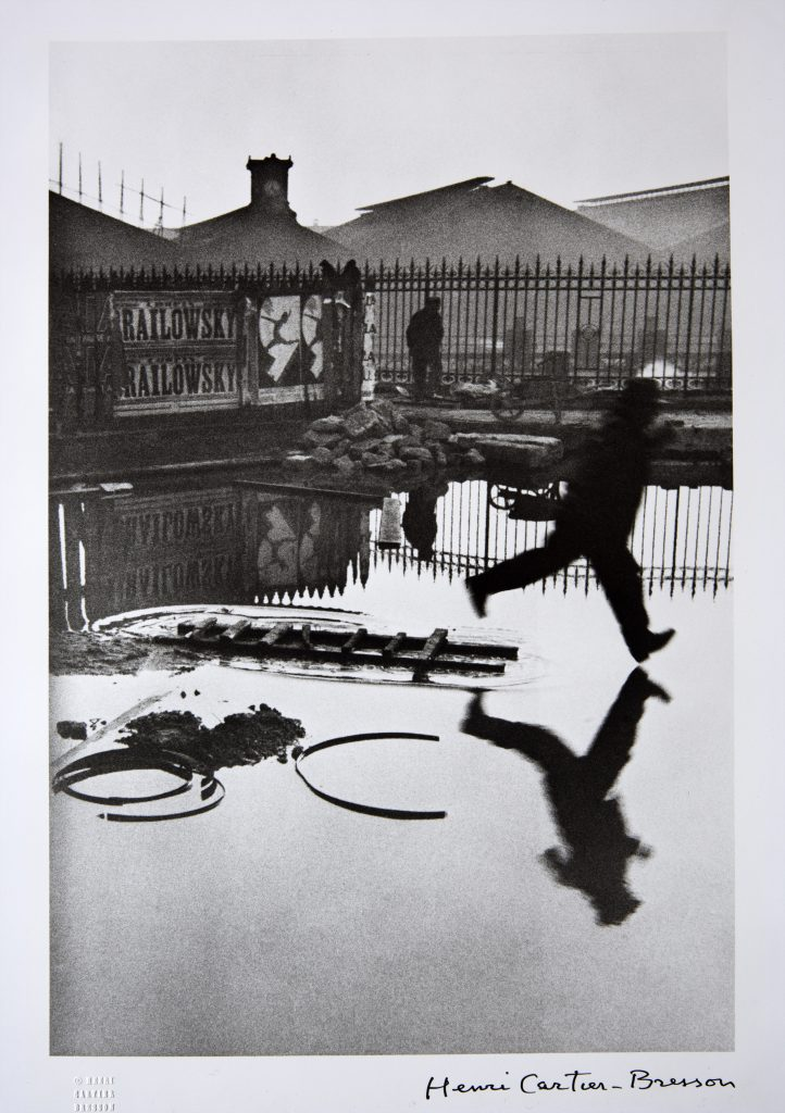 © Henri Cartier Bresson/Courtesy of Time Space Gallery (Beijing)