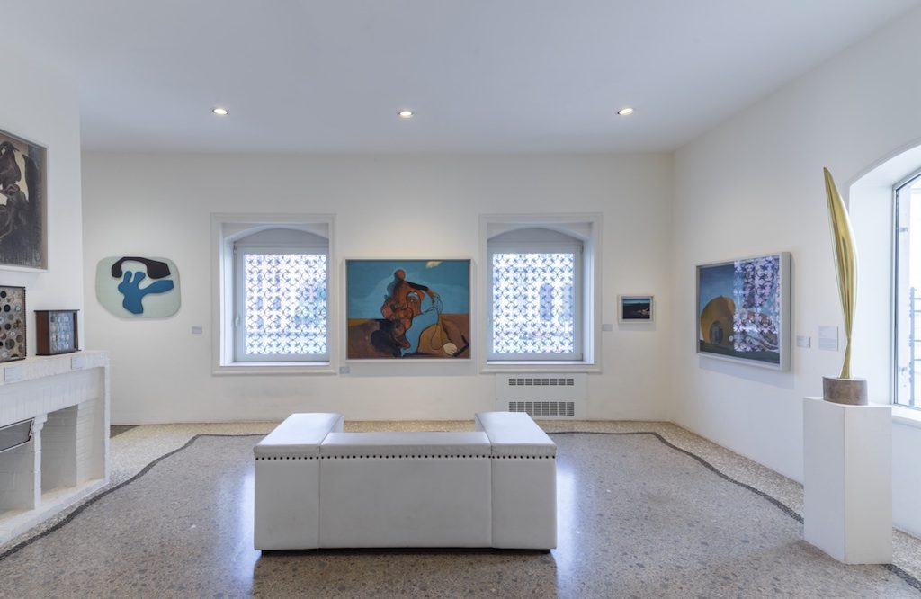 Interior of the Peggy Guggenheim Collection, Venice, Italy, 2014. © Collezione Peggy Guggenheim, Venezia. Ph. David Heald © Peggy Guggenheim Collection, Venice. Ph. David Heald