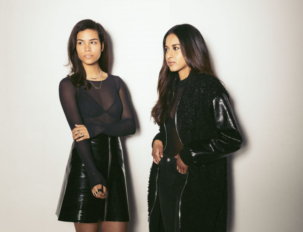 Angela Brantley and Rhea Fernandez of HERO/BLACK | Courtesy of HERO/BLACK