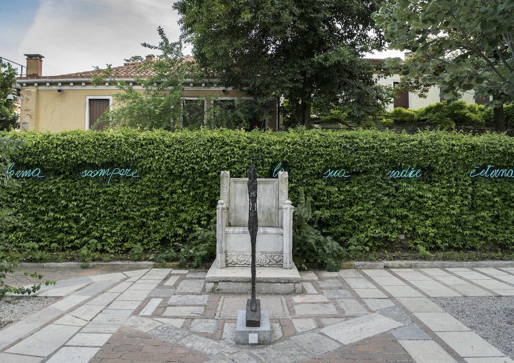 Exterior of the Peggy Guggenheim Collection, Venice, Italy, 1990. © Collezione Peggy Guggenheim, Venezia. Ph. David Heald © Peggy Guggenheim Collection, Venice. Ph. David Heald