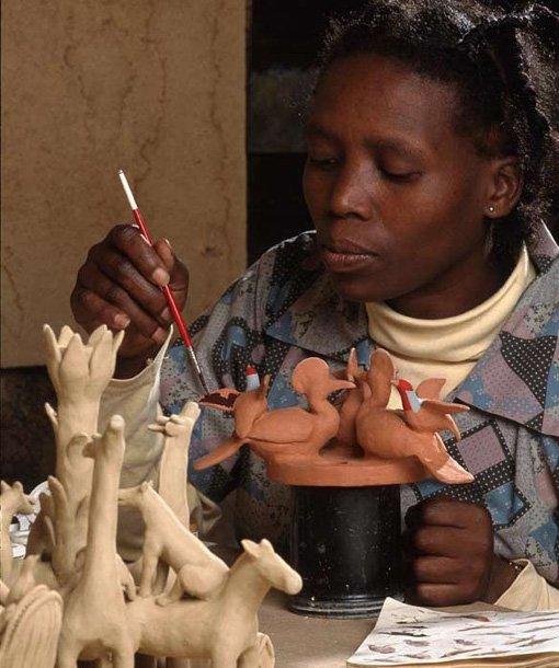Bonnie Ntshalintshali| Courtesy of Ardmore