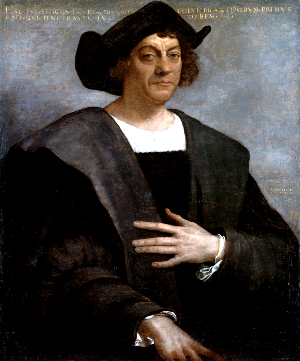 Christopher Columbus | © WikiCommons