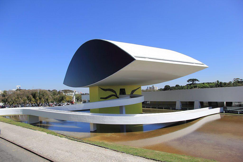 Oscar Niemeyer Museum   © Halley Pacheco de Oliveira/WikiCommons