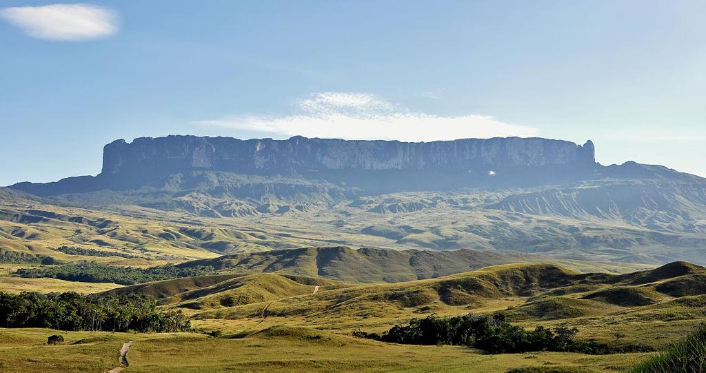 Mount Roraima |©Paolo Costa Baldi/WikiCommons