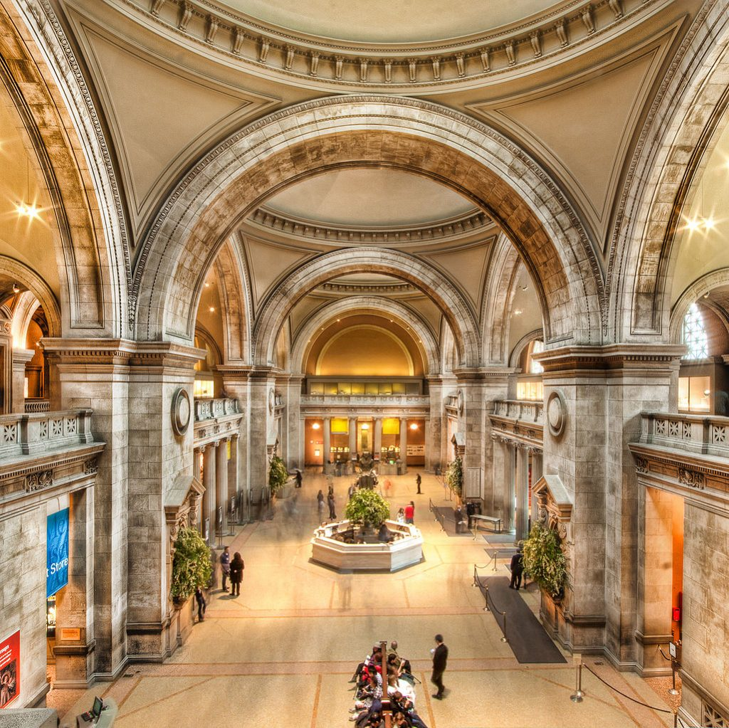 The Metropolitan Museum of Art | © Sracer357/WikiCommons