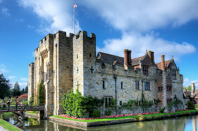 Hever Castle | © Steve Slater/Flickr