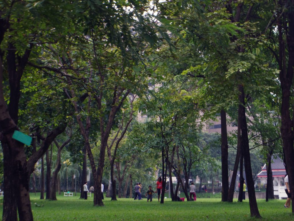 Benjasiri Park, Bangkok   © Vee Satayamas/Flickr