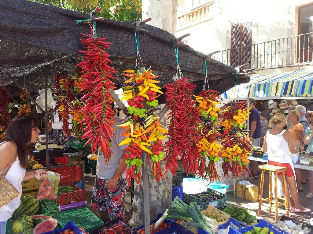 Alcudia Market | © Morfheos / Flickr