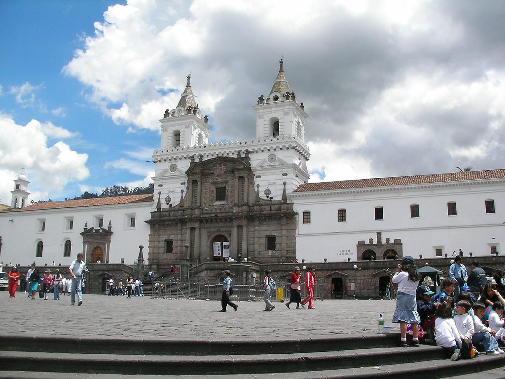 Things To Do In Quito S Historic District
