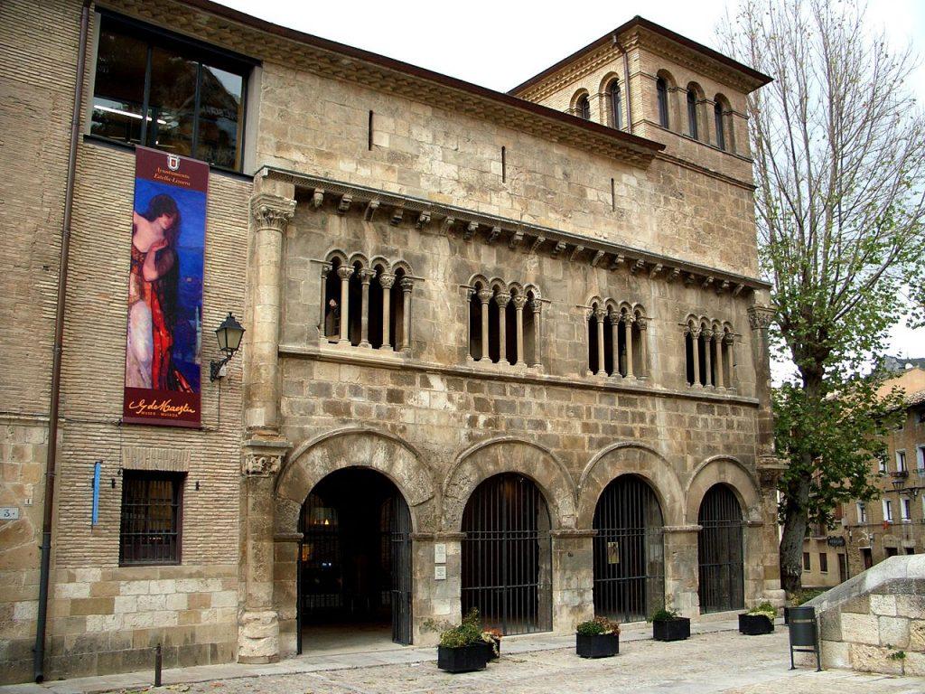 Palacio de los Reyes de Navarra | ©Josep Renalias / Wikimedia Commons