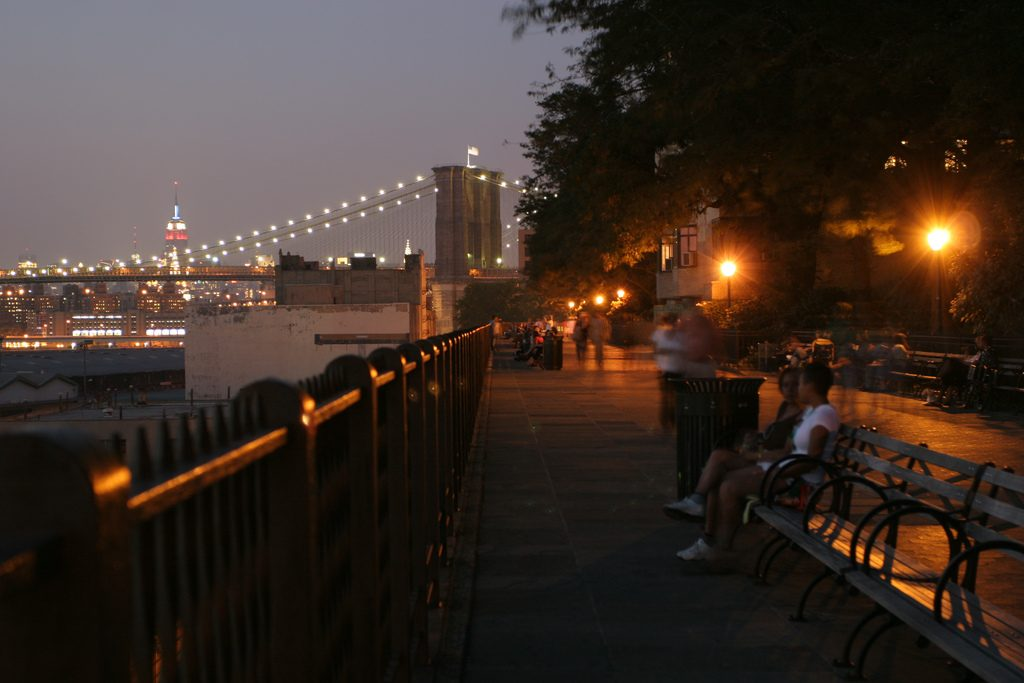 Brooklyn Promenade | Howard Brier/Flickr