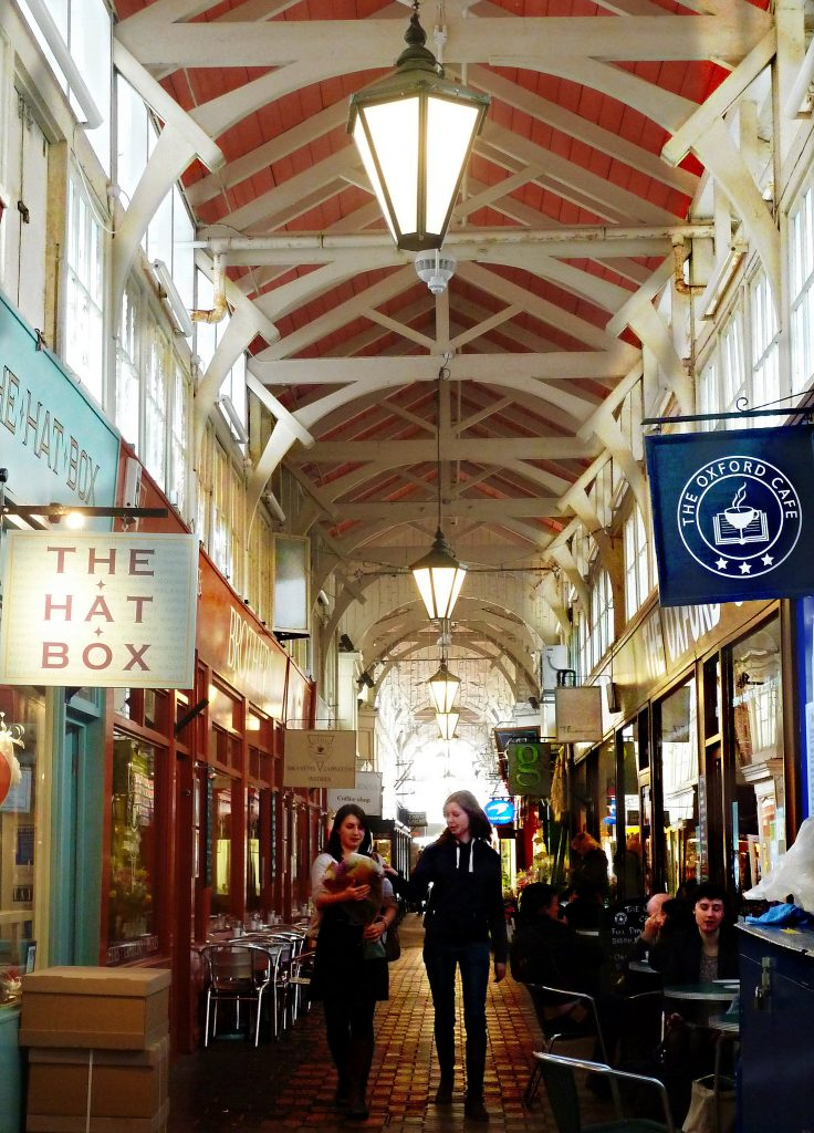 The Covered Market | © Julie Anne Johnson/Flickr