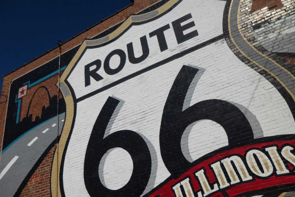 Route 66 | © Bob Sponge/Flickr