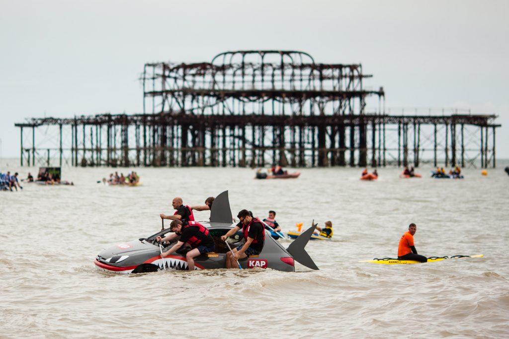 Paddle Round the Pier   © Split the Kipper/Flickr