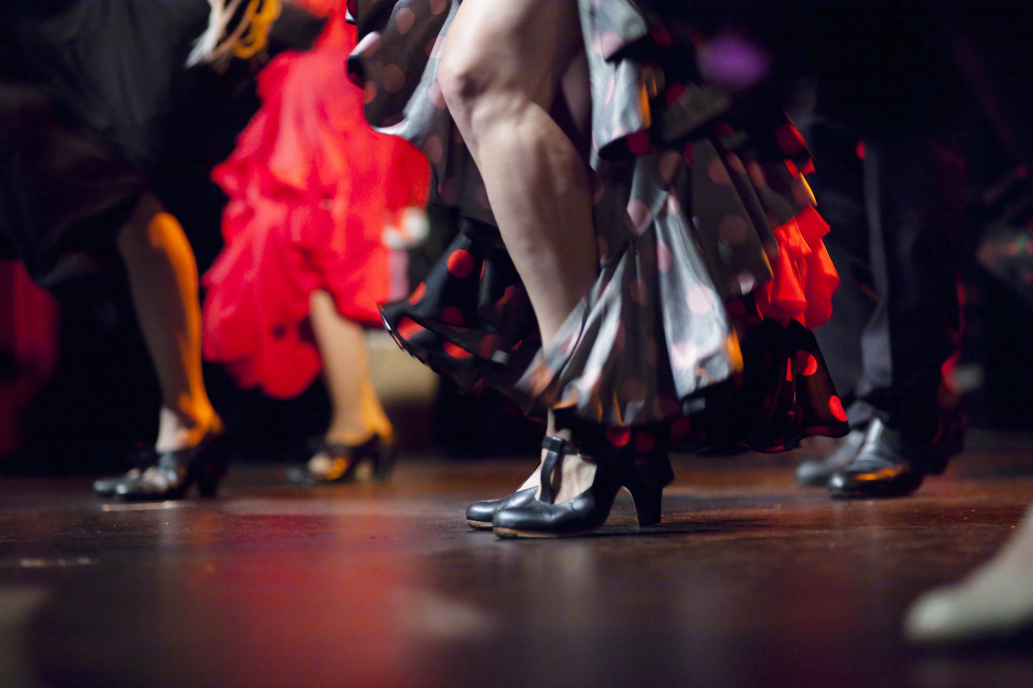 Flamenco is more than just a dance © DEWEGGIS