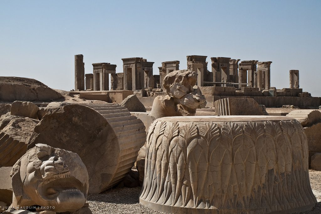 Ruins of Persepolis | © Julia Maudlin / Flickr