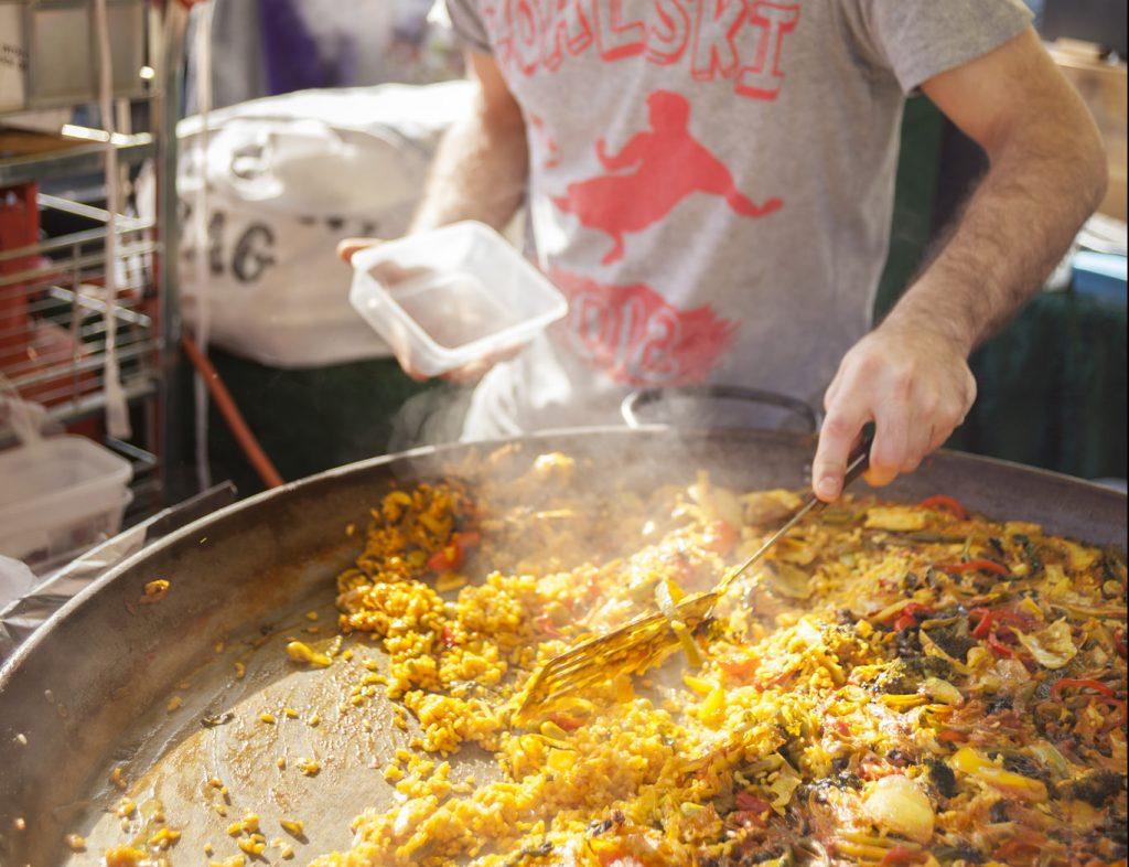 Street Food In Edinburgh | © This Is Edinburgh/Flickr