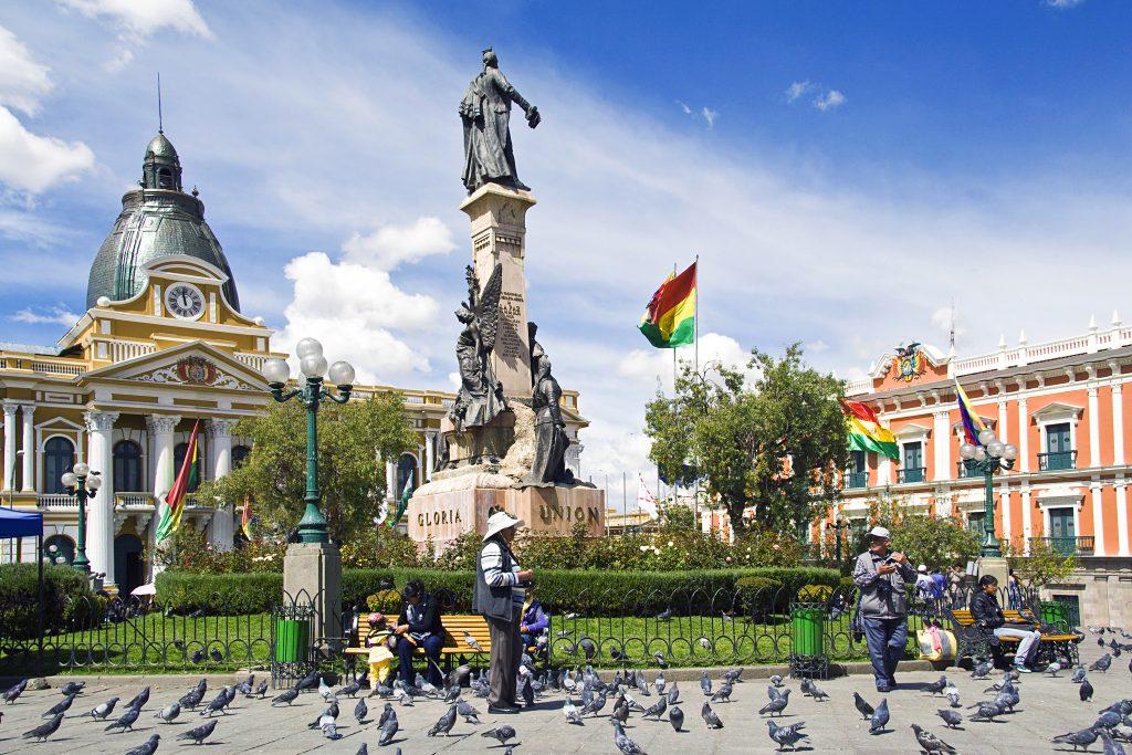 Plaza Murillo | © Dimitry B/Flickr