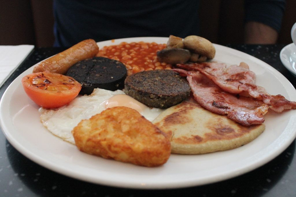 Scottish Breakfast | © Connie Ma/Flickr